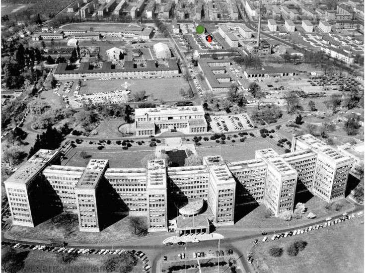 Frankfurt Germany 1954